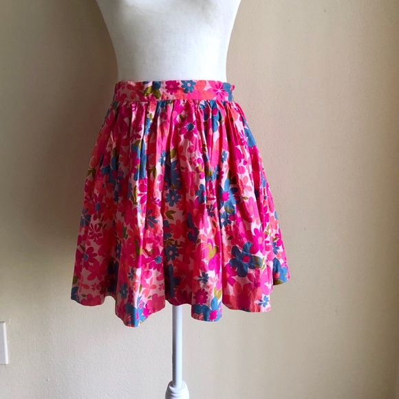 Tracy Feith Dresses & Skirts - Floral skirt by Tracy  Feith for target